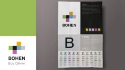 Bohen, Brand Design