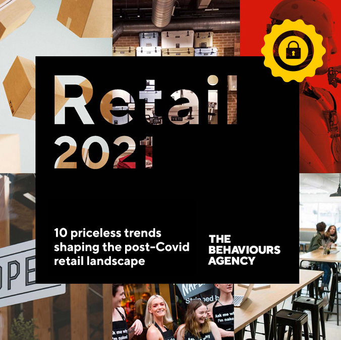 Retail 2021 Trends