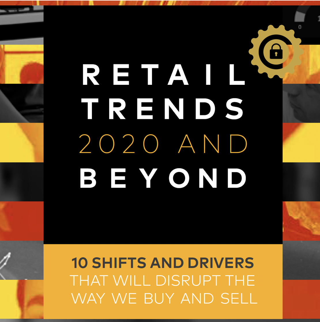 Retail Trends 2020 report cover